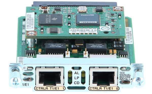 VWIC2-2MFT-T1/E1=