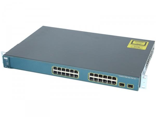 WS-C3560-24PS-E