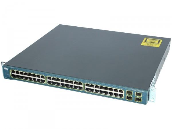 WS-C3560G-48TS-E