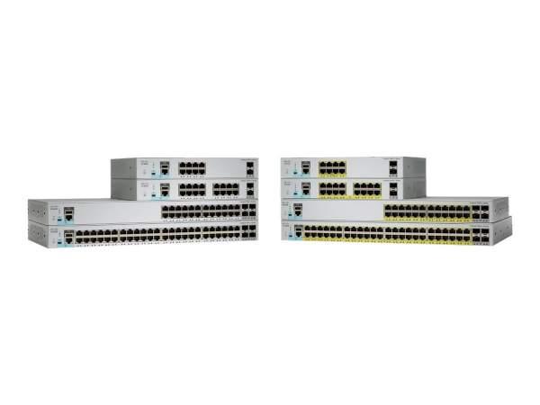 Cisco - WS-C2960L-48TQ-LL - Cisco Catalyst 2960L-48TQ-LL - Switch - verwaltet