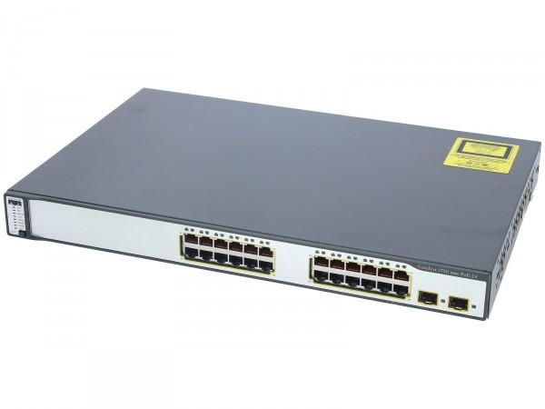 WS-C3750-24PS-E