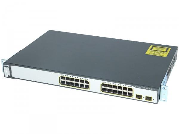 WS-C3750-24PS-S