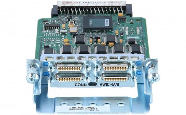 HWIC-4A/S=